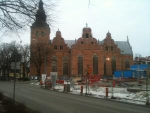 Heliga Trefaldighetskyrkan i Kristianstad